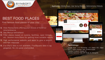 City's Restaurant Finder