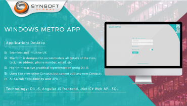 Windows Metro App