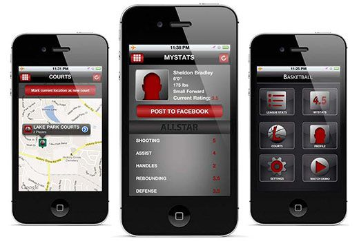 Basketball-Courts-Check-in App-2