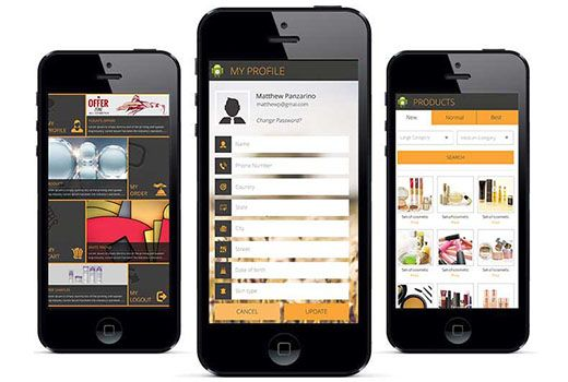 Cosmetic-Stores-Ecommerce-App
