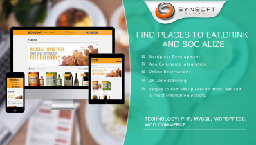 Find Places to Eat, Drink and Socialize (WordPress/MySQL)