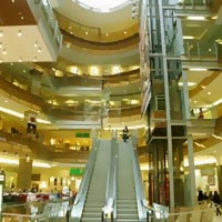 Shopping Mall Floor Plans (Titanium)
