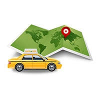 Taxi Hailing App (Android/iOS)