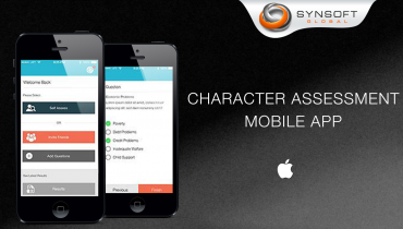 Character Assessment Mobile App (iOS)
