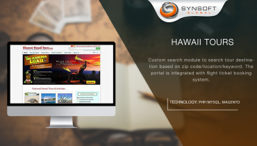 Hawaii Tours (PHP/MySql)