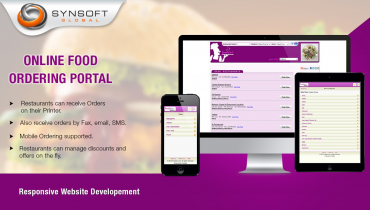 Online Food Ordering Portal (.Net/ VB)