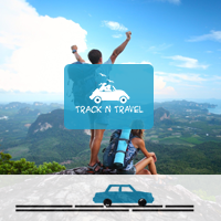 A Travel App – Track and save your route