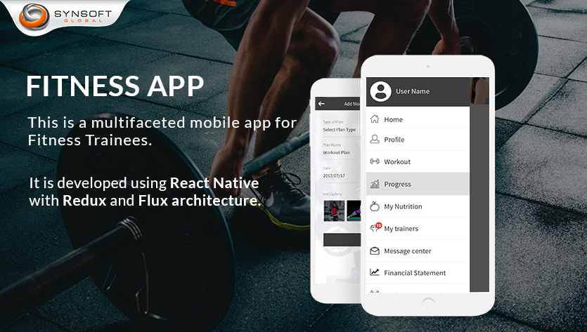 complete fitness mobile app