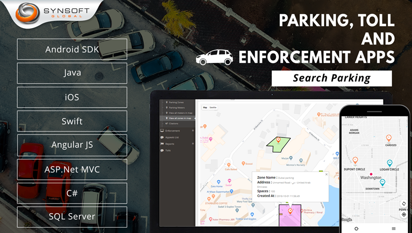 Parking Search and Enforcement