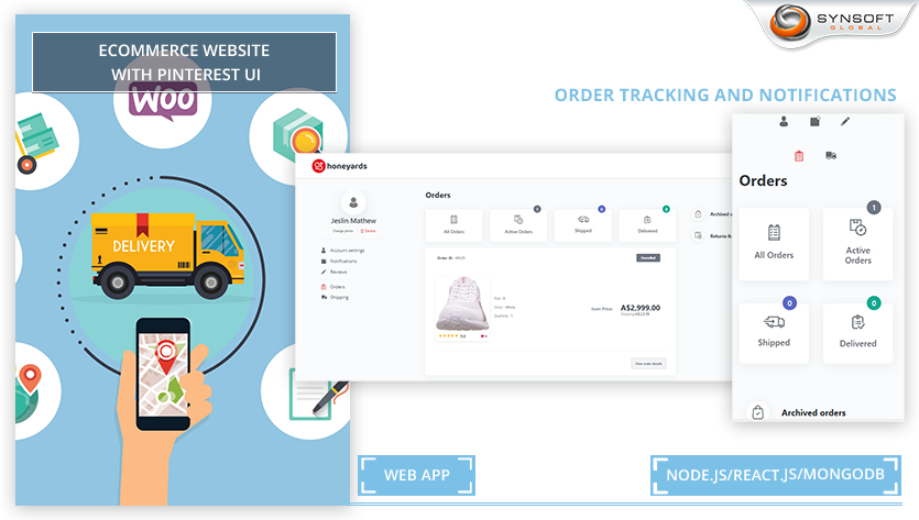 Order Tracking & Notifications